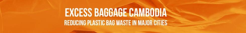 Reducing plastic bag waste in major cities of Cambodia.