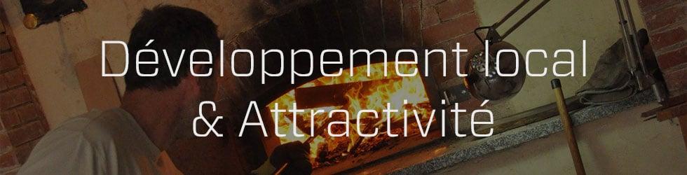 B - Développement local & Attractivité