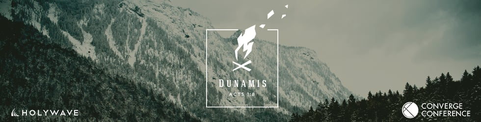 Converge Conference 2016: Dunamis