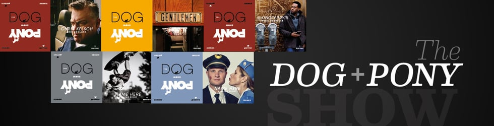 The DOG + PONY Show TV