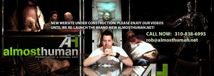 ALMOST HUMAN INC REELS AND PRESS