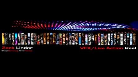 VFX Live Action Reel