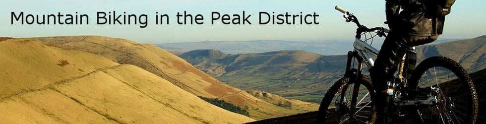 Mountain Biking in the Peak District Channel