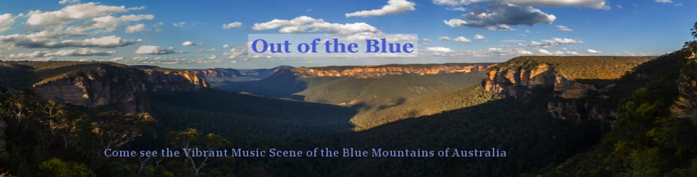 """""""Out of the Blue"""" - Mountains Music"""