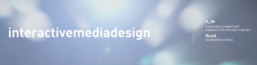 Interactive media design 1 studien on vimeo for Game design darmstadt