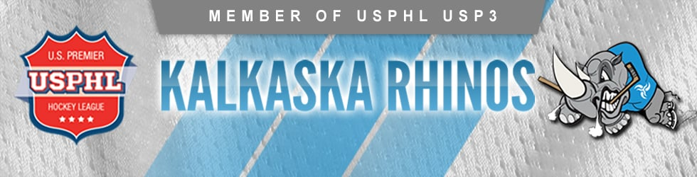Kalkaska Rhinos Junior Hockey Club  - USPHL USP3