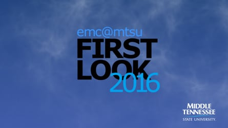 First Look 2016