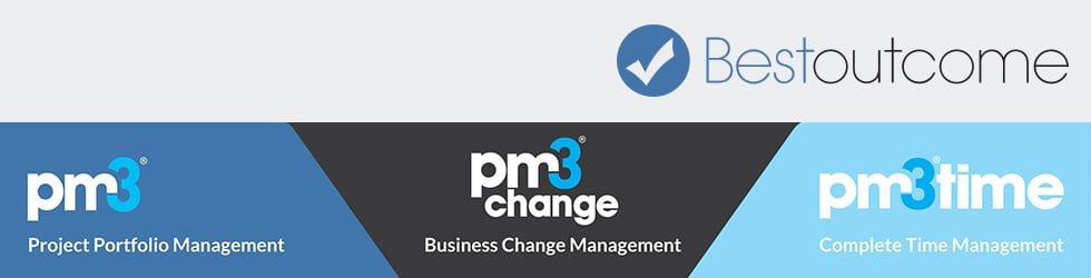 Project & portfolio management software: PM3 | Bestoutcome