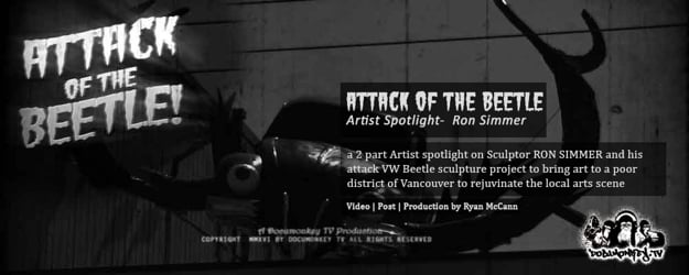 Attack Of The Beetle