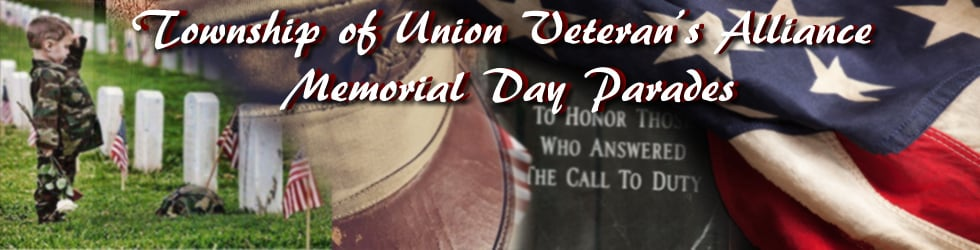 Township of Union Veteran's Alliance Memorial Day Parade