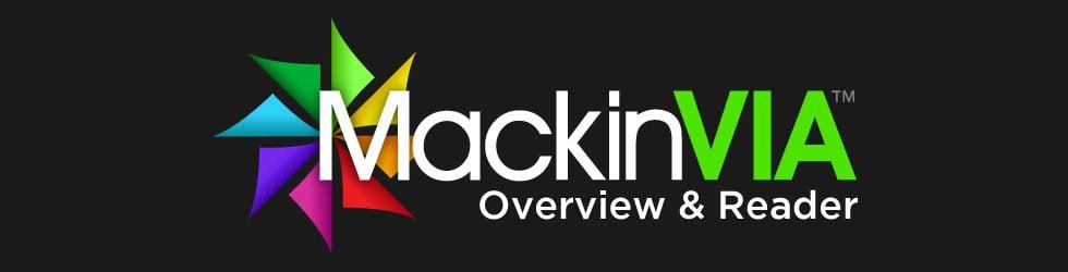 MackinVIA Overview & Reader