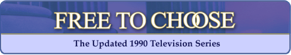 Free To Choose 1990 - The Updated Series