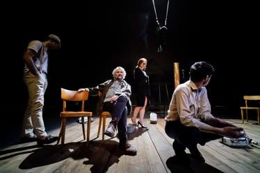 Production du Théâtre de Vidy