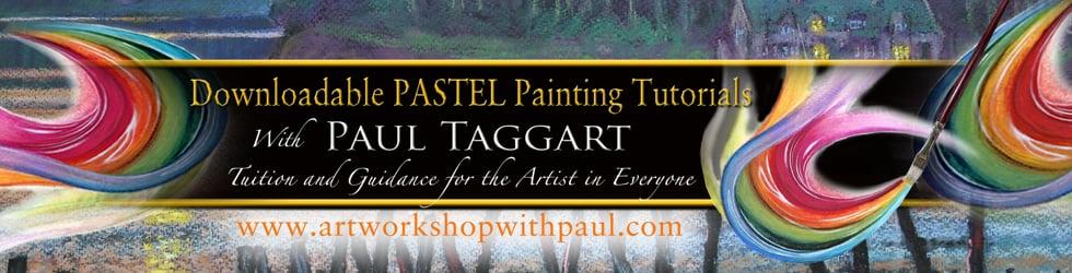 artworkshopwithpaul - PASTEL painting tutorials