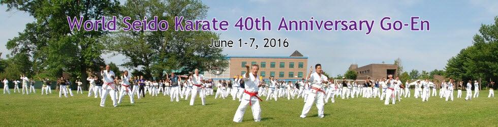 World Seido Karate Go-En
