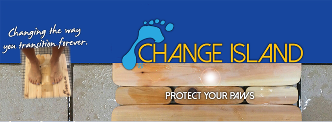 Change Island, changing the way you transition forever.