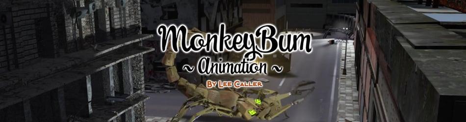 MonkeyBum Animation