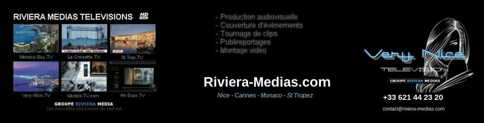 Riviera Medias - Production audiovisuelle