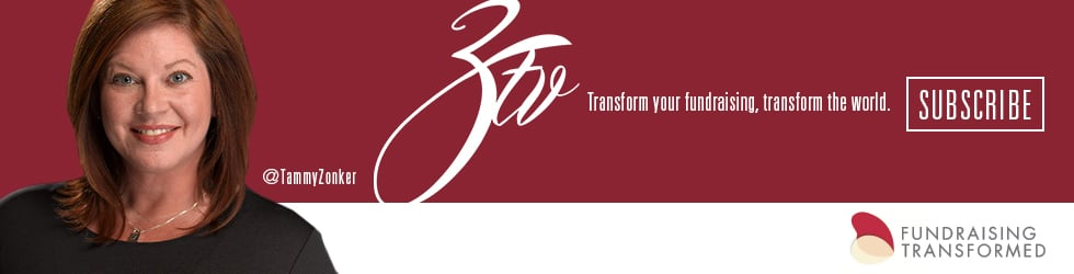 ZTV hosted by Tammy Zonker Fundraising Transformed