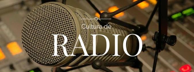 Cultura de Radio