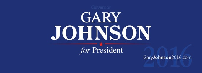 Gary Johnson Presidential Campaign