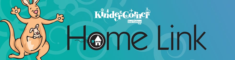 KinderCorner Home Link
