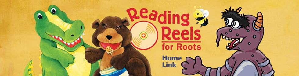 Reading Roots Home Link