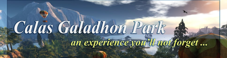 Calas Galadhon Park Live Music Events