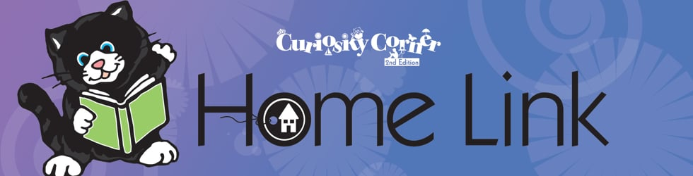 Curiosity Corner Home Link