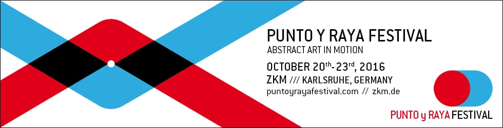 Punto y Raya Festival | Abstract Film & Visual Music