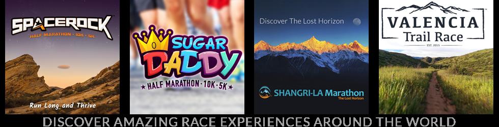 Amazing Running Experiences
