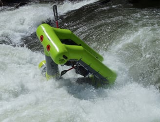 Creature Craft whitewater rafting adventures.