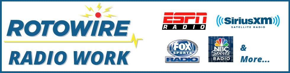 Week 2 NFL, Fox Sports Richmond, 9-15-2016 in RotoWire Radio