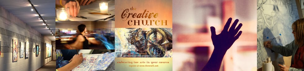 The Creative Church Conferences 2012 - 2016