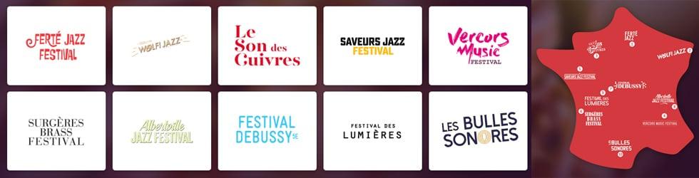 Festivals du Réseau Spedidam