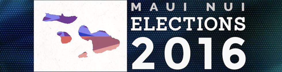 2016 Meet the Candidates for Maui County