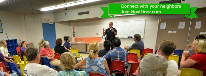 Crime Prevention - Neighborhood Watch