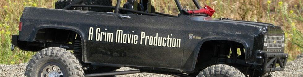 A Grim Movie Production