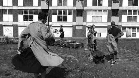 HAMSTERs, un film de Martine Doyen.