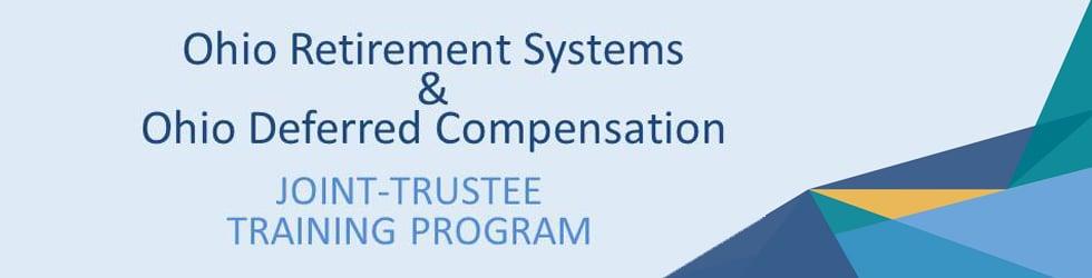 Joint-Trustee Training Program