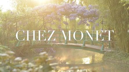 Giverny, Chez Monet