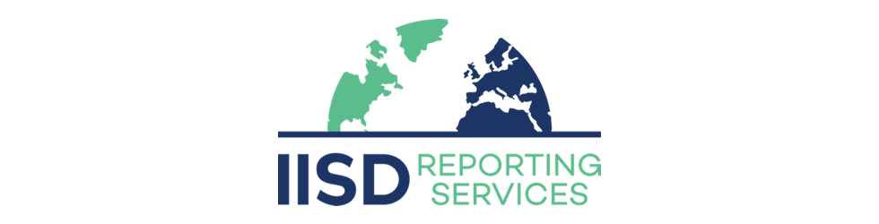 IISD Reporting Services / ENV