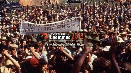 Festival delle Terre 2016 - XIII Edizione