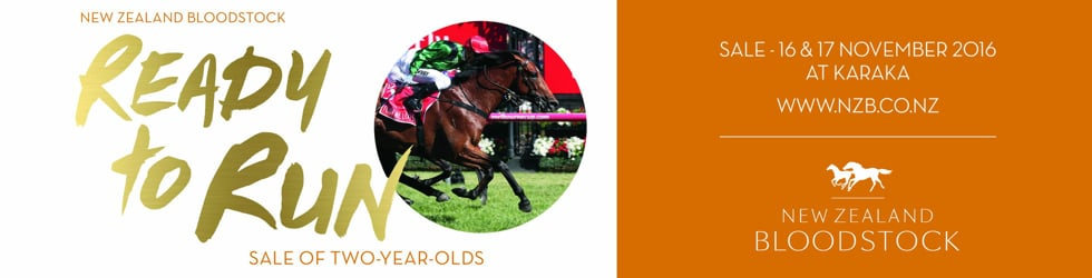 2016 Ready to Run Sale of 2YOs - Day One