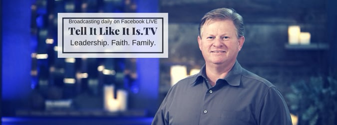 Tell It Like It Is TV - Daily Videos for Leading Leaders