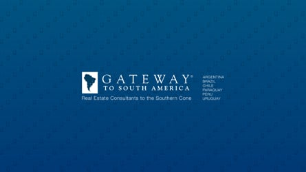 Gateway to South America