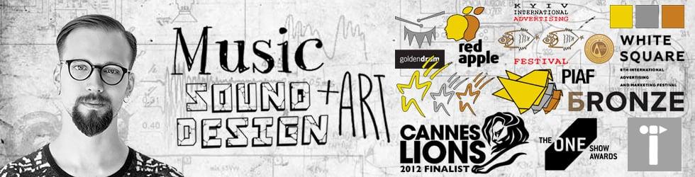 Vadim Kolosov - Music / Sound design + art