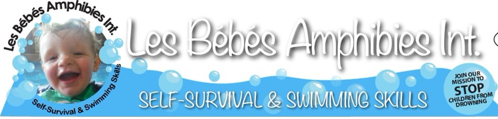 Bebes Amphibies Self Survival & Swimming Skills 0 months to 8 years