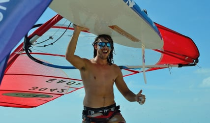 Kona Windsurfing Channel