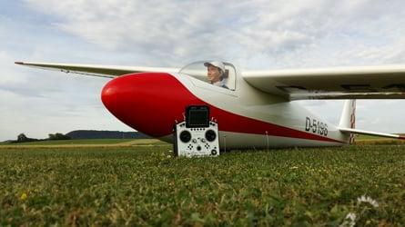Modellflug Total-Verwackelt-Tv
